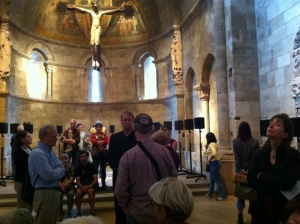 Listening to the voices of The Forty Part Motet